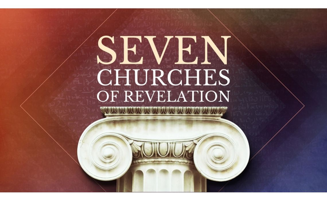 The 7 Churches of Revelation: Report Card for the Modern Church (Plus FREE Sermon Series Graphics)