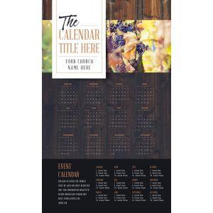 Vine Yearly Theme