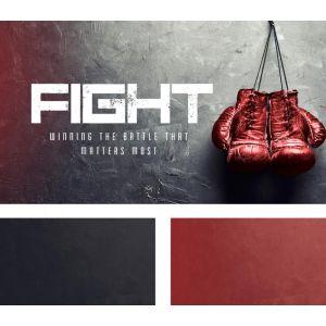 Boxing Gloves Sermon