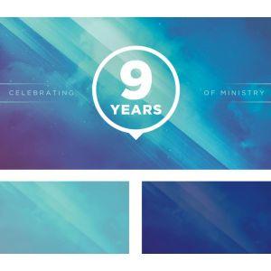 Blue Cloud Anniversary
