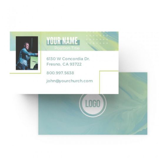 Business Cards - Welcome Paint - 3.5 x 2 in.