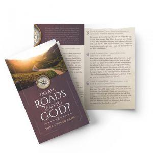 Do All Roads Lead to God