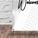 X-Stand Banner - Church Dots - 32 x 71 in.