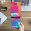 Church Door Hangers - Easter Colorful - 4.25 x 11 in.