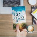 Tri-fold Gospel Tract - God Loves You - 5.5 x 3.25 in.